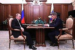 Президент дал указания кабмину по строительству моста на Сахалин