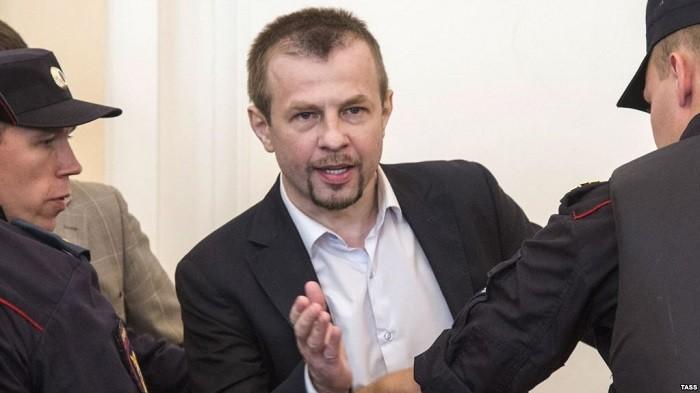 Евгений Урлашов. Фото: Радио Свобода