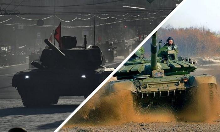 Способны ли Т-72Б3 ли компенсировать отказ от серии передовых Т-14 «Армата»? фото 2