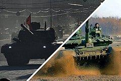 Способны ли Т-72Б3 ли компенсировать отказ от серии передовых Т-14 «Армата»?