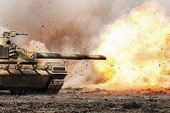 «Армату» хотят заменить на танк-робот «Штурм»