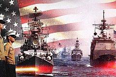 Американский флот готовится к бою с Россией