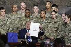 США запланировали колоссальные траты на оборону