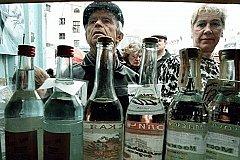 Дешёвая водка в России закончилась