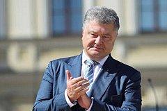 Порошенко отрёкся от России, церкви и перевёл компас на Запад