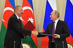 Азербайджан закупил оружия у России на 5 млрд долларов