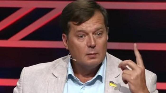 Депутат Верховной Рады Украины Евгений Балицкий