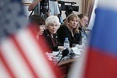Члены делегации США убедились в законности референдума в Крыму