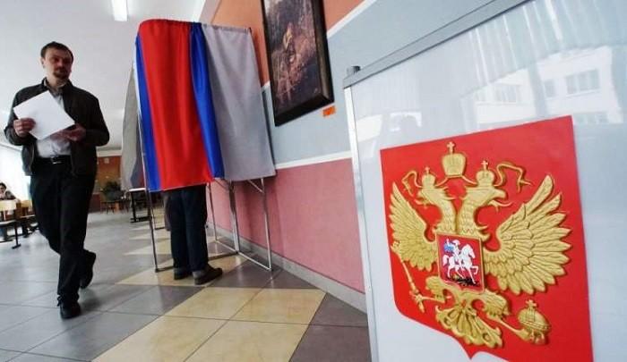 По всей России открылись избирательные участки фото 2