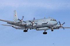 В небе Сирии пропал российский Ил-20 с военнослужащими