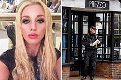 За инсценировку отравления ресторан в Солсбери подаст в суд на модель из России