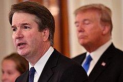 Насильник избран верховным судьей США