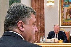 Порошенко благодарит Путина и продолжает называть его господином