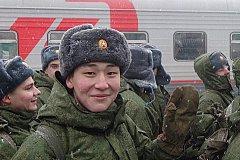 Армию России лишили шапок-ушанок