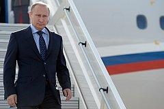 Президент России прибыл в Индию с официальным визитом