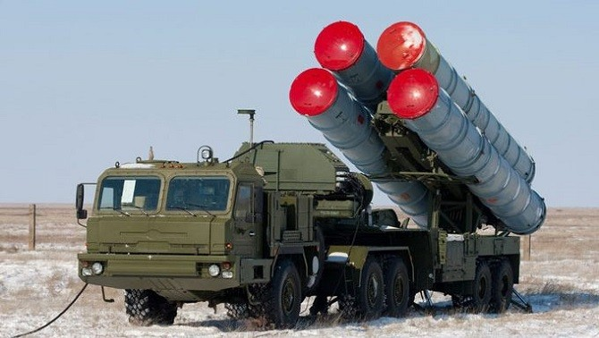 Ракетный комплекс С-400. Фото: anna-news.info