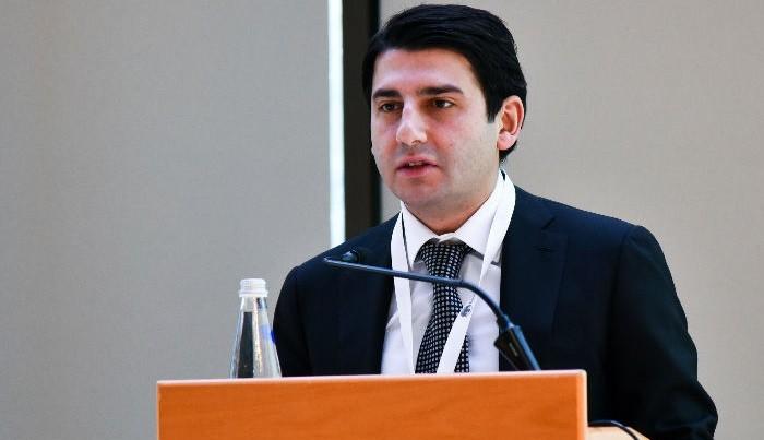 Азер Талыбов. Фото: economy.gov.ru