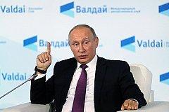 Путин: агрессор просто сдохнет