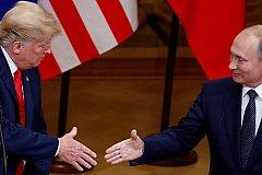 Песков: Путин готов посетить США