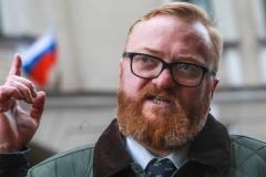 Депутат Госдумы Милонов «напал» на гомосексуалистов