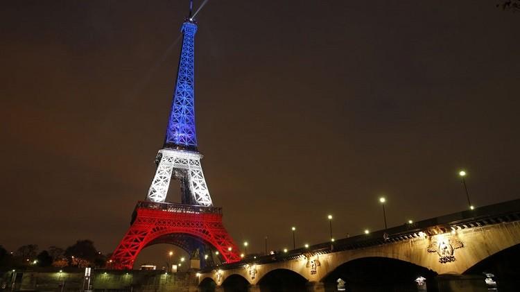 Эйфелева башня. Париж. Франция.