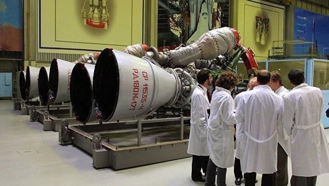 Ракетные двигатели РД-180. Фото: ria.ru