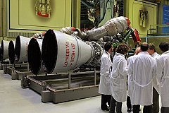 США получат еще четыре ракетных двигателей РД-180