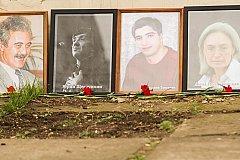 Журналисты Дагестана посадили аллею в память о погибших коллегах