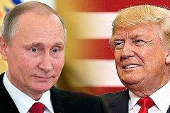 Путин и Трамп увиделись на торжествах в честь столетия окончания Первой мировой войны