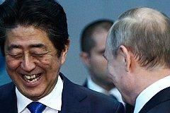 Абэ обещает Путину не размещать базы США на Курилах