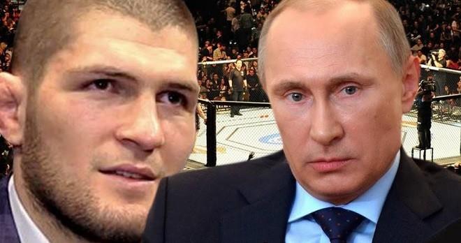 Путин Нурмагомедову: гордимся тобой, звони в любой ситуации фото 2