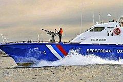 Корабли береговой охраны ФСБ открыли огонь при задержании судов ВМС Украины