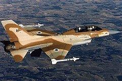 ПВО Сирии сбили самолет ВВС Израиля