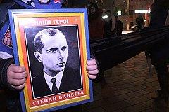Депутаты Рады намерены официально сделать Бандеру героем Украины