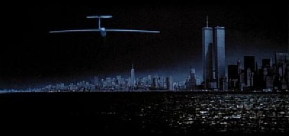 Кадр фильма  «Побег из Нью-Йорка»