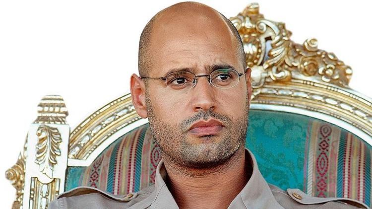 Саиф аль-Ислам Каддафи. Фото:  .kommersant.ru