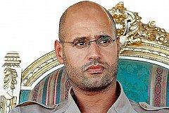 Сын Каддафи просит Путина поддержать его президентскую кампанию