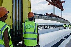 Строительство Крымского моста подорожает на три миллиарда рублей