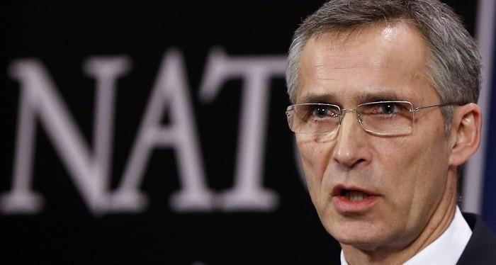 Генеральный секретарь НАТО Йенс Столтенберг. Фото: sova.news