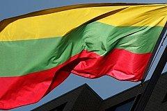 Военные США надругались над флагом Литвы