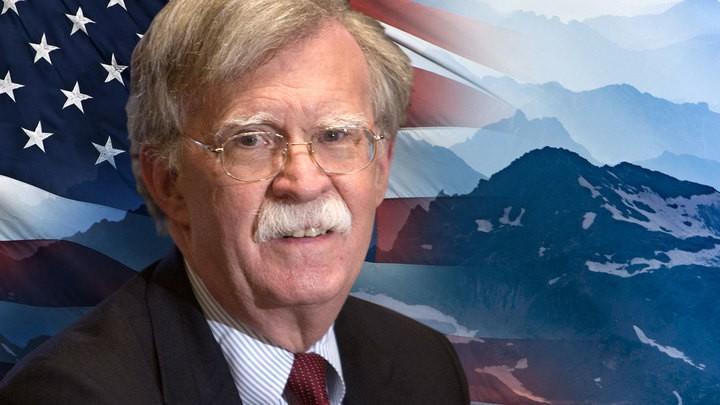 Советник президента США по национальной безопасности Джон Болтон. Фото: tsargrad.tv