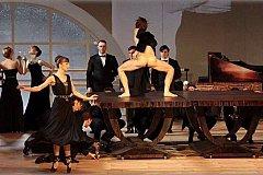 Любовь к певцу голой задницы Серебренникову как дуля власти
