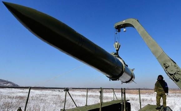 Вашингтон требует от Москвы уничтожить ракету 9М729 фото 2
