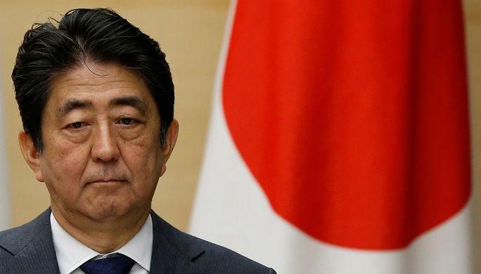 Премьер-министр Японии Синдзо Абэ. Фото: Reuters