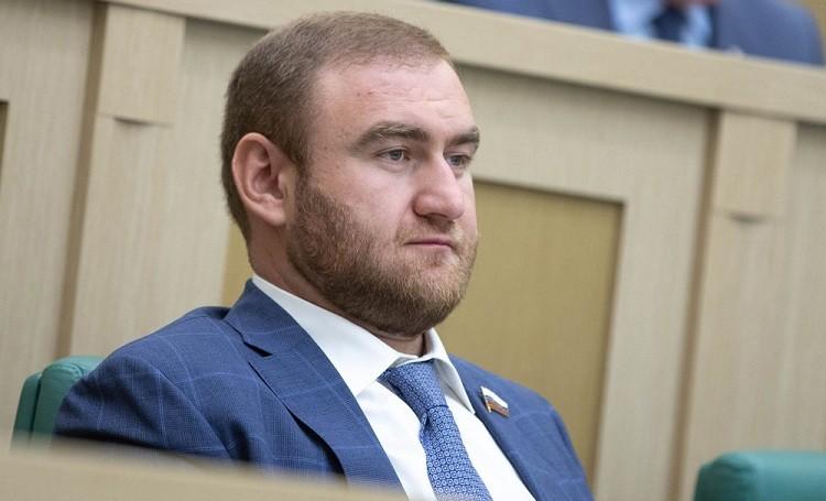 Рауф Арашуков. Фото: rg.ru