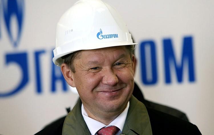 Алексей Миллер. Фото: vnnews.ru