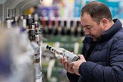 Возраст для продажи крепкого алкоголя будет увеличен