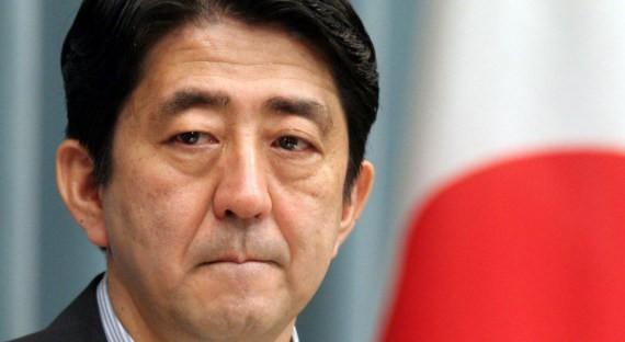 Глава правительства Японии Синдзо Абэ