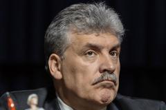ЦИК отказался передать мандат Жореса Алферова Грудинину и отдает его  другому