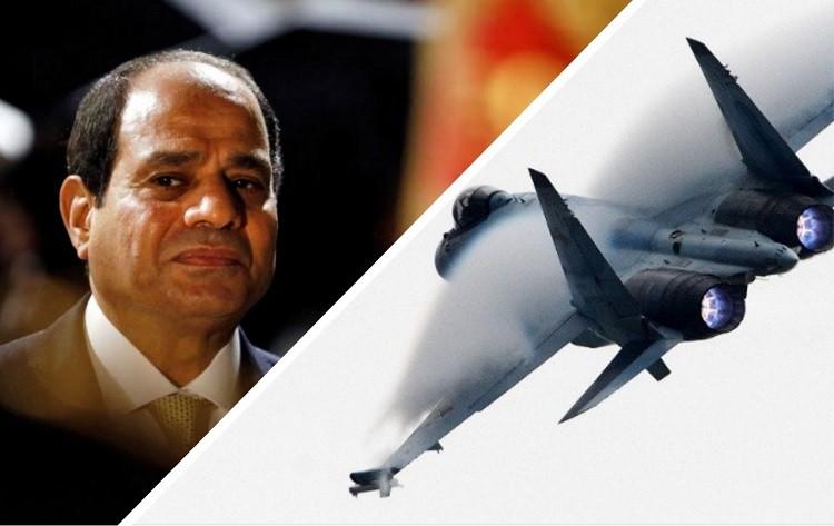 Российско-египетский ход в «Большой игре». Очень непростой контракт на поставку Су-35С фото 2